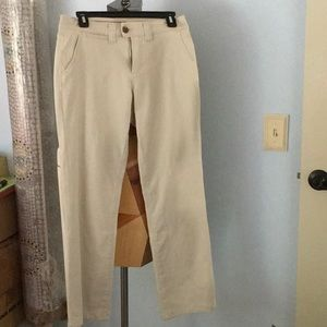 Pants, casual and comfy. Great neutral color.